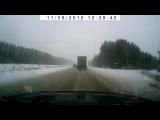 Авария, дублер Тюменского тракта «дорога смерти»
